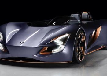 Suzuki ra mắt xe thể thao chạy điện.