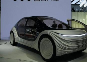 Mẫu xe điện tự lái IM Airo được thiết kế như nhà di động