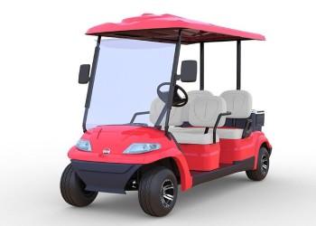 Xe ô tô điện 4 chỗ – Dòng xe phù hợp cho các khu du lịch có khuôn viên nhỏ
