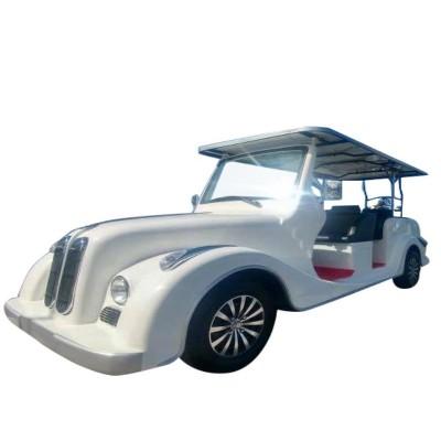 xe điện kiểu dáng cổ model lt-s6.fb
