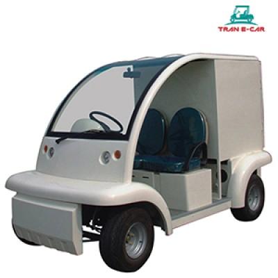 Xe Điện Chở Hàng 2 chỗ + thùng hàng kín EG6043KXC