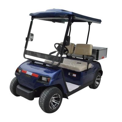 Xe điện 2 chỗ + Box