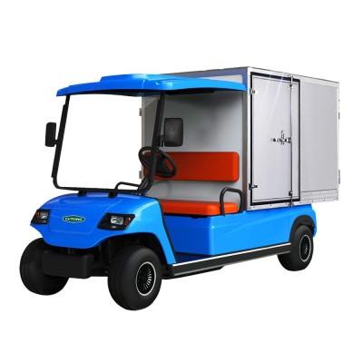 Xe điện chở hàng thùng kín, Model LT-A2.GC