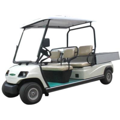 Xe điện 4 chỗ + Box, model LT-A4.H2