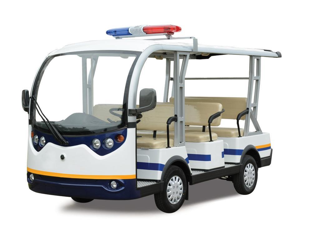 Xe điện tuần tra 8 chỗ, Model: LT-S8